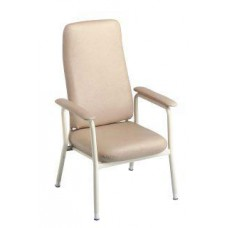 Hi-Lite Adjustable Reclining Chair (Vanilla Champagne)