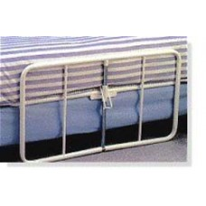 Drop bed side rail