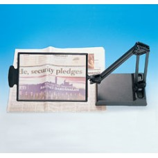 Table Stand Magnifier with Adjustable Arm & Lens