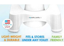 Squatty Potty® Ecco Toilet Stool