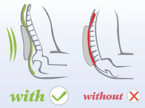 With or Without Support Lumbar Support