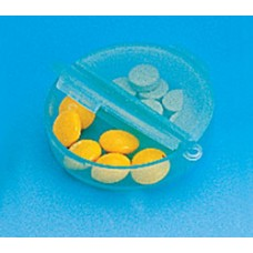 Pill Dispenser - 2 grids round