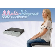 Multi Purpose Cushion (Egg Crate Foam Cushion)