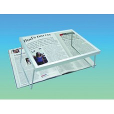 A4 Sheet Magnifier with Stand (29.5 cm x 21cm)